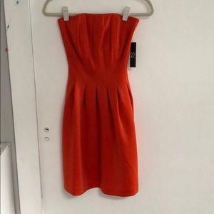 NY&C Strapless Dress